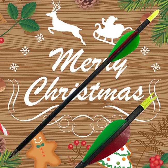 ONLINE限定販売クリスマス矢ペン